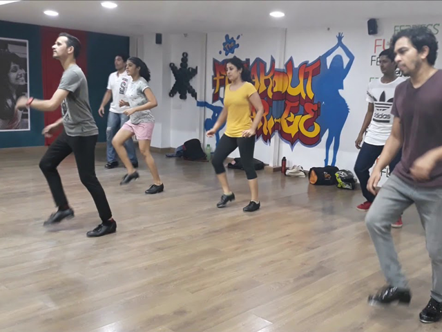 Tap Dance – Best Dance & Fitness Studio in Mumbai | Zumba